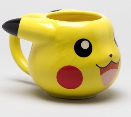 Pokémon - Pikachu - 3D Shaped Mug