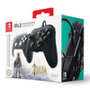 PDP - Faceoff - Wired Controller - Deluxe Zelda Breath of the Wild (Nintendo Switch)