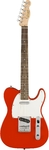 Squier Affinity Series Telecaster Electric Guitar (Race Red)