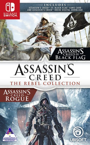 Assassin's Creed - The Rebel Collection (Nintendo Switch)