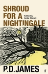 Shroud For a Nightingale - P. D. James (Paperback)