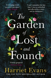The Garden of Lost and Found - Harriet Evans (Paperback) - Cover