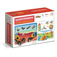 Magformers - Amazing Transform Wheel Set (17 Pieces)