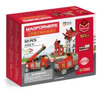 Magformers - Amazing Rescue Set (50 Pieces)
