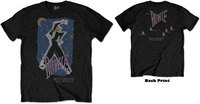 David Bowie - '83 Tour Men's T-Shirt - Black (Medium) - Cover