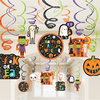 Amscan - Halloween Friends Swirl Decorations (30 Pieces)