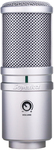 Superlux E205U Concenser USB Microphone (Silver)