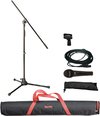 Superlux Microphone Single Pack Set (Black)