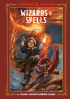 Wizards and Spells - Dungeons & Dragons (Hardcover)
