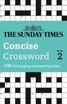 Sunday Times Concise Crossword Book 2 - The Times Mind Games (Paperback)