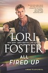 All Fired Up - Lori Foster (Hardcover)
