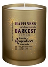 Harry Potter: Turn On the Light Glass Candle - Insight Editions (Other printed item)