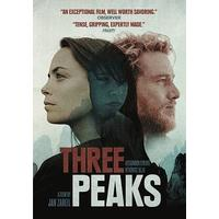 Three Peaks (2017) (Region 1 DVD)