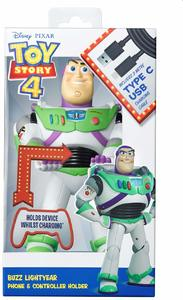 Cable Guy - Disney Toy Story Buzz Lightyear - Phone & Controller Holder - Cover