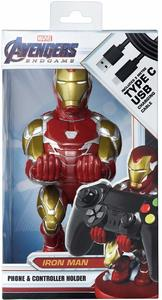 Cable Guy - Marvel's Iron Man - Phone & Controller Holder - Cover