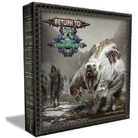 HEXplore It: The Valley of the Dead King - Return to The Valley of the Dead King Expansion (Board Game)