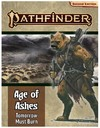 Pathfinder: Second Edition - Age of Ashes Adventure Path - Tomorrow Must Burn (Role Playing Game)