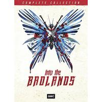 Into the Badlands: Complete Collection - Ssn 1-3 (Region 1 DVD)