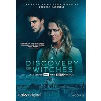 Discovery of Witches: Series 1 (Region 1 DVD)