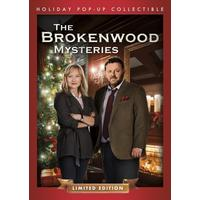 Brokenwood Mysteries: Holiday Pop-up Collectible (Region 1 DVD)