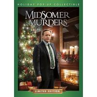 Midsomer Murders: Holiday Pop-up Collectible (Region 1 DVD)