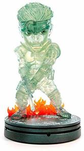 First4Figures - Metal Gear Solid (Stealth Camo. Clear Solid Snake) 20cm PVC Figurine
