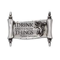 Game of Thrones - I Drink and I Know Things 9cm Magnet