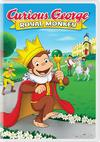 Curious George: Royal Monkey (DVD)