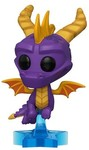 Funko Pop! Games - Spyro - Spyro Vinyl Figure Cover