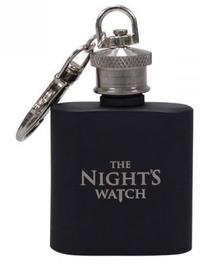 Game of Thrones - Night's Watch Mini Hip Flask
