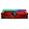 Adata XPG SPECTRIX D41 RGB Gaming Memory - DDR4 8G 3000MHz - Red