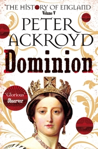 Dominion - Peter Ackroyd (Paperback) - Cover