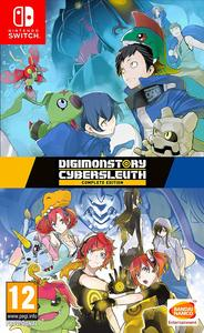 Digimon Story: CyberSleuth - Complete Edition (Nintendo Switch) - Cover