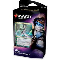 Magic: The Gathering - Throne of Eldraine Planeswalker Deck - Oko (Trading Card Game)
