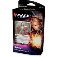 Magic: The Gathering - Throne of Eldraine Planeswalker Deck - Rowan (Trading Card Game)