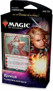 Magic: The Gathering - Throne of Eldraine Planeswalker Deck - Rowan (Trading Card Game) - Cover
