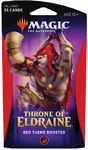Magic: The Gathering - Throne of Eldraine Theme Booster - Red (Trading Card Game)