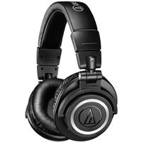 Audio Technica ATH-M50XBT Wireless Over-Ear Headphones - Black