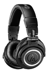 Audio Technica - ATH-M50XBT Wireless Over-Ear Headphones - Black