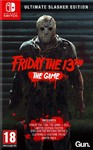 Friday The 13th: Game - Ultimate Slasher Edition (Nintendo Switch)