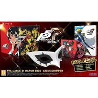 Persona 5 Royal - Phantom Thieves Edition (PS4)