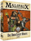 Malifaux: 3rd Edition - Ten Thunders - One Born Every Minute (Miniatures)