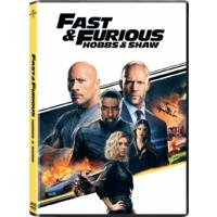 Fast and Furious Presents: Hobbs and Shaw (DVD)