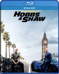 Fast and Furious Presents: Hobbs and Shaw (3D Blu-ray)