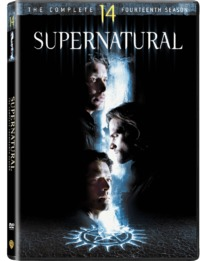 Supernatural - Season 14 (DVD) - Cover