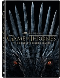 Game of Thrones - Season 8 (DVD)