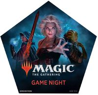 Magic: The Gathering - Game Night 2019 (Trading Card Game) - Cover