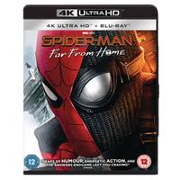 Spider-Man - Far from Home (4K Ultra HD + Blu-ray)