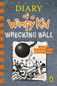 Diary Of A Wimpy Kid: Wrecking Ball - Jeff Kinney (Hardcover)