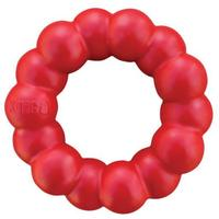 KONG - Red Ring Chew Toy (Small/Medium)